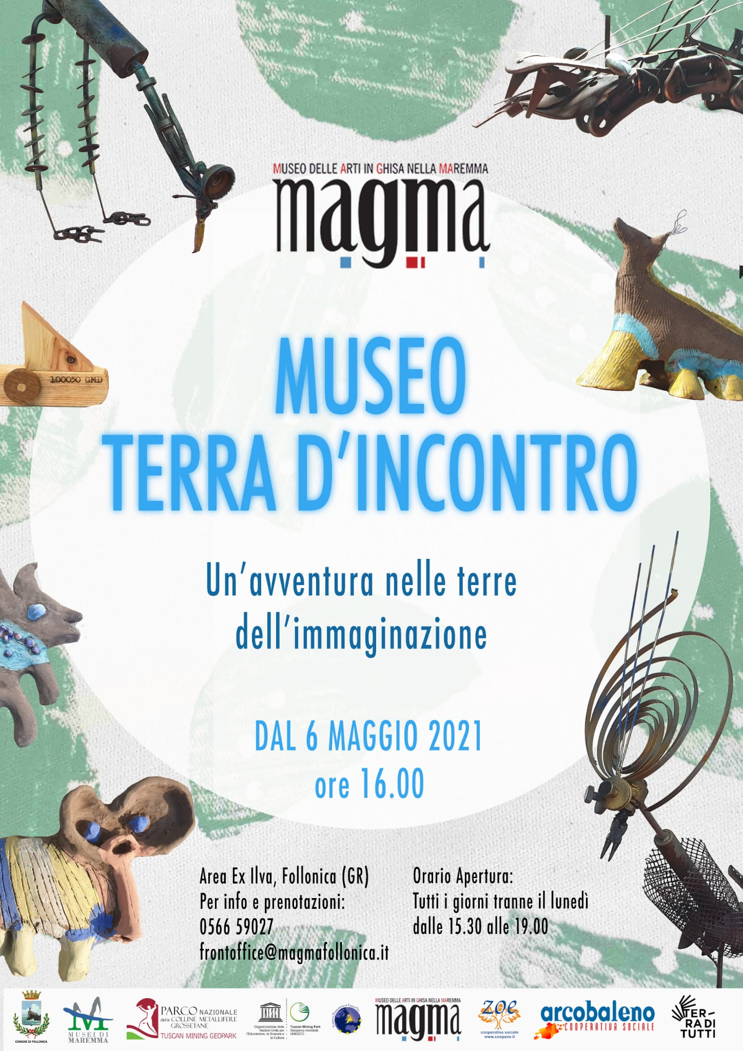 Museo Terre d'Incontro